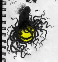 Doubt Monster vs. Smileyface by Nabisco