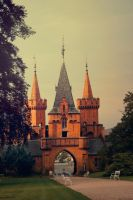 Hradec nad Moravici Castle by Lucie-Lilly