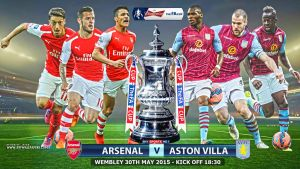 THE FA CUP FINAL 2015 by jafarjeef