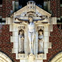 The Church Of Saint Catherine Of  Siena - NYC by Pablo-Toledo