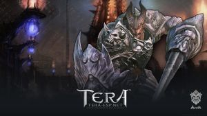 TERA Aman Male Wallpaper by rendermax