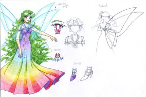 Rainbow Fairy Ref for SMOCT by nephrite-butterfly