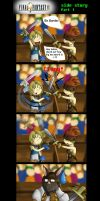 Final Fantasy IX Side Story 1 by jeffica