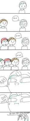 Oh boi *The story of my life* by Mocki-Cookieyas