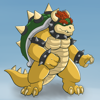 King Koopa by ParsnipBear