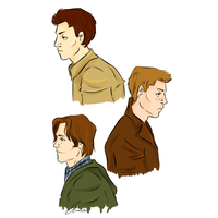 Team Free Will by annogueras