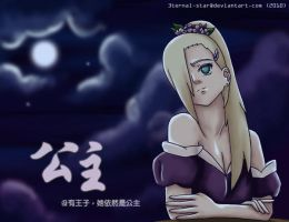 Ino: Princess by 3ternal-Star