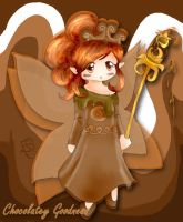 The Chocolate Fairy by Forest-Sprite