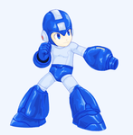 MEGA MAN by b-dangerous