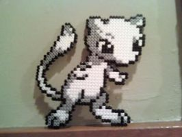 perler bead mew by dylrocks95