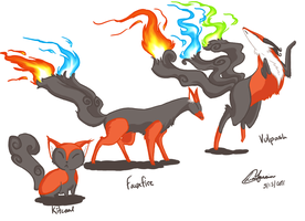Fire Starters Redux by Mangacide