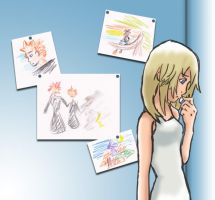 Namine - Sorry for Xion by AngelMJ