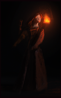Flame acolyte by Xdeathwingx