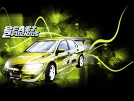 2 Fast 2 Furious by SacredArrow20