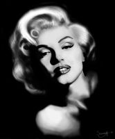 Marilyn by Izilja