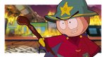 Cartman the Great Wizard Wallpaper (south park) by EnyatheAngelFox