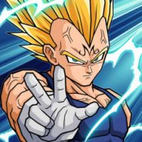 Majin Vegeta YouTube icon (Free to use) by Ray-Striker