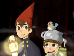 Over the garden wall by CamiiStyles