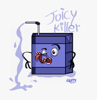 juicy killer by gerrysnk