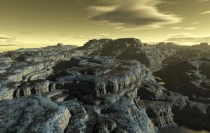Rocky Surface by zioSergio