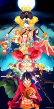 One Piece by RedPig31