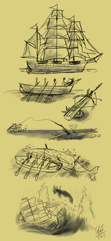 Quick Practice : Whaling by TheJuras