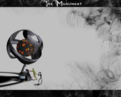 The Monument by Lucifer-Enterprises
