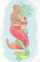Mermaids by Longhair