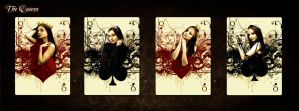 .::The Queens::. by Randoms-Foundling