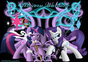 Unicorn Warriors by MLR19