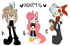 ::Adoptables #12:: ::CLOSED:: by Chobits13Adoptables