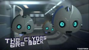 Toonami: The Clydes Are Back by JPReckless2444