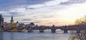 Charles Bridge - Prague by YannisZA