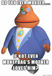 ( Spyro the Dragon ) Moneybag's Mother Meme by KrazyKari