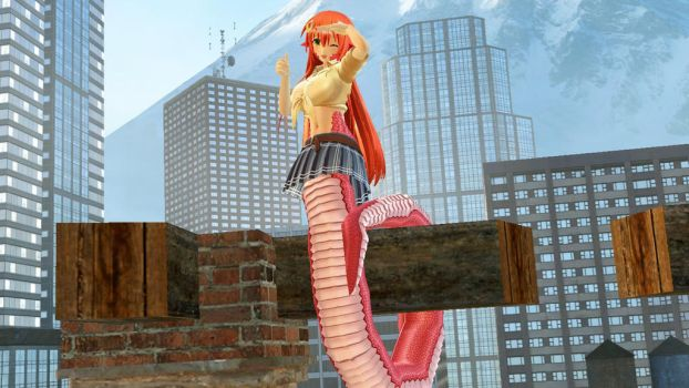 [Release] Miia (Monster Musume) Garrysmod by detreter