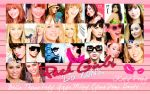 Pack Icons Girls by MyHeartWithJoe