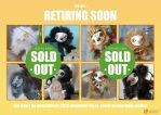 Mini Sloths Are Retiring Soon! by LimitlessEndeavours