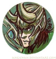 Loki button commission by angichan