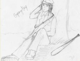 George Boy by saya-cafalip