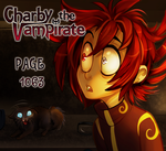 Charby the Vampirate Update 1063 by Amelius