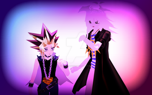 MMD - Yu-Gi-Oh - Dancing? by InvaderBlitzwing