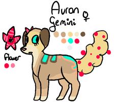 Auron reference by kittystuff