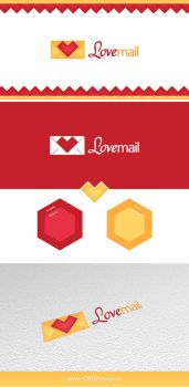 LoveMail - Logotype by czaker