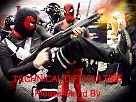 Deadpool: Technical Difficulties by Cadmus130