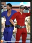 Nivanfield Repair men NSFW available by Mo0nX