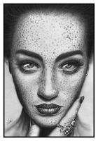 Freckles by NicksPencil
