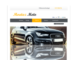 Moataz_Car_Agency WebSite by Resist2B