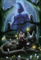 Princess Mononoke by AtomiccircuS