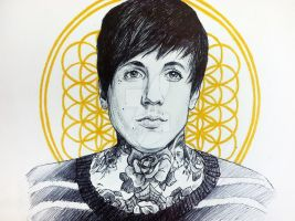 Oli Sykes - This is Sempiternal by I-Draw-Bands