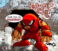 RED J's LIL JUGGERNAUT 1 by DeadDog2007